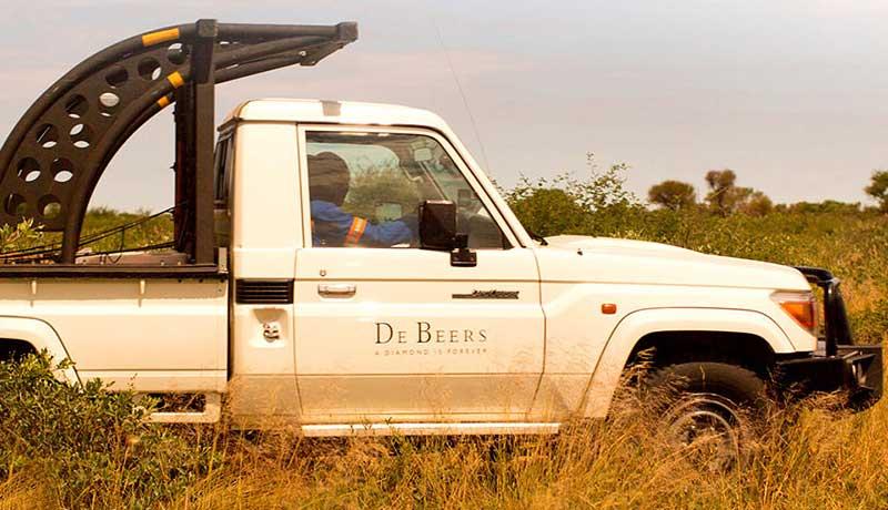 De Beers продолжит разведку в Южной Африке