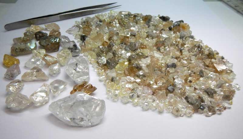 Lucapa продала алмазов на $9 млн