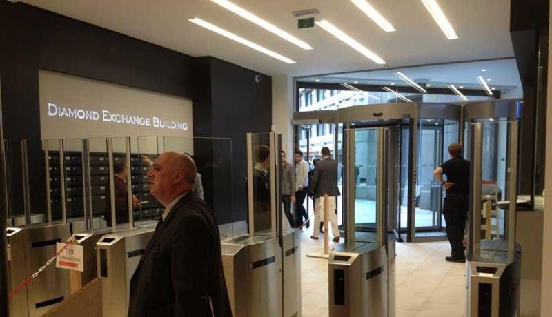 В Бельгии растет торговля бриллиантами