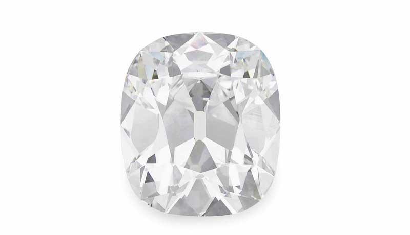 20 каратный безупречный бриллиант