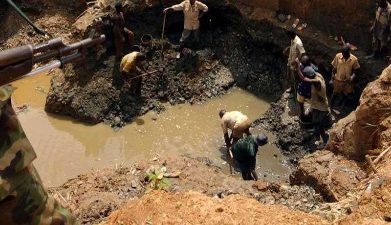 ЦАР просит помощи в восстановлении алмазного экспорта