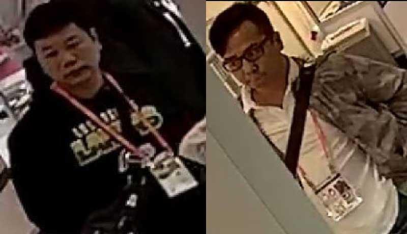 Воры украли 20 каратный бриллиант в Лас-Вегасе