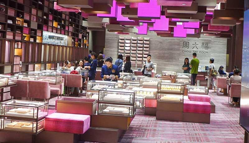 Восстановление Китая способствует росту Chow Tai Fook